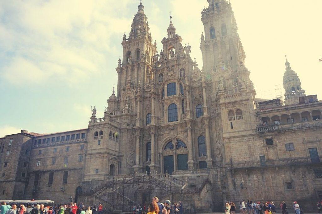 cattedrale santiago de compostela xacobeo 2021