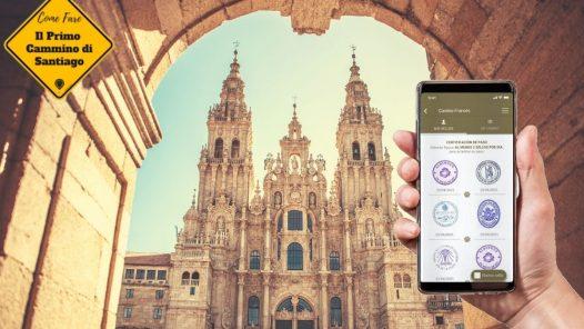 App Cammino di Santiago di Compostela