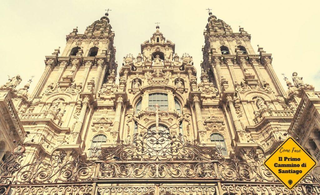 Santiago di Compostela cattedrale basilica Santiago de compostela