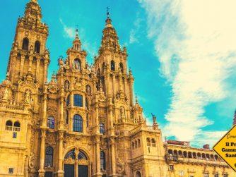 cattedrale santiago de compostela basilica santiago de compostela
