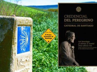 credencial camino de santiago credenziale cammino di santiago di compostela simone ruscetta anno santo giacobeo 2021 2022