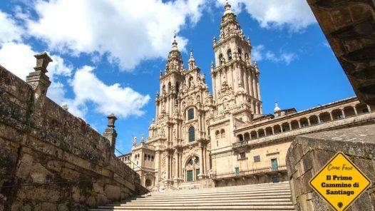 Cattedrale Santiago di Compostela