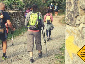 pellegrini cammino di santiago di compostela anno santo giacobeo 2021 2022