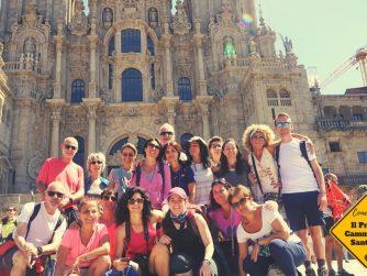 Cammino di Santiago di Compostela viaggi di gruppo anno santo giacobeo 2021 2022