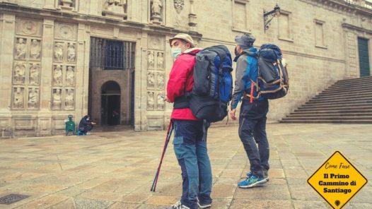 Ufficio accoglienza pellegrini cammino di Santiago di Compostela 2021