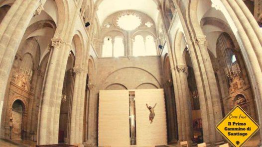 portico della gloria cattedrale santiago di compostela cammino di santiago anno santo giacobeo 2021 2022