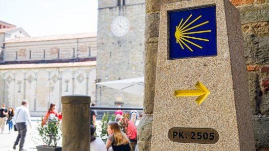 Cippo Santiago Duomo Pistoia